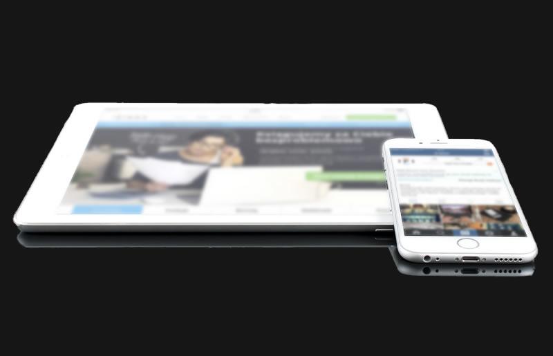 Diseño de páginas web para hotel